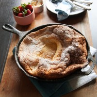The most perfect Dutch baby pancake
