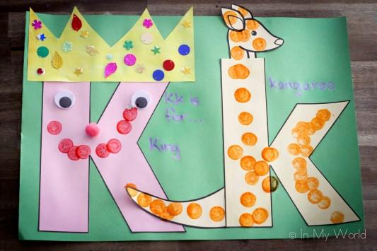 Alphabet Letter J Preschool Activities And Crafts Preschool Letter K In My World