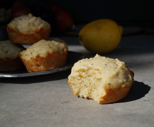 Elizabethan Lemoncakes, version 1