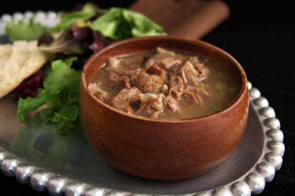 Medieval Oxtail Soup