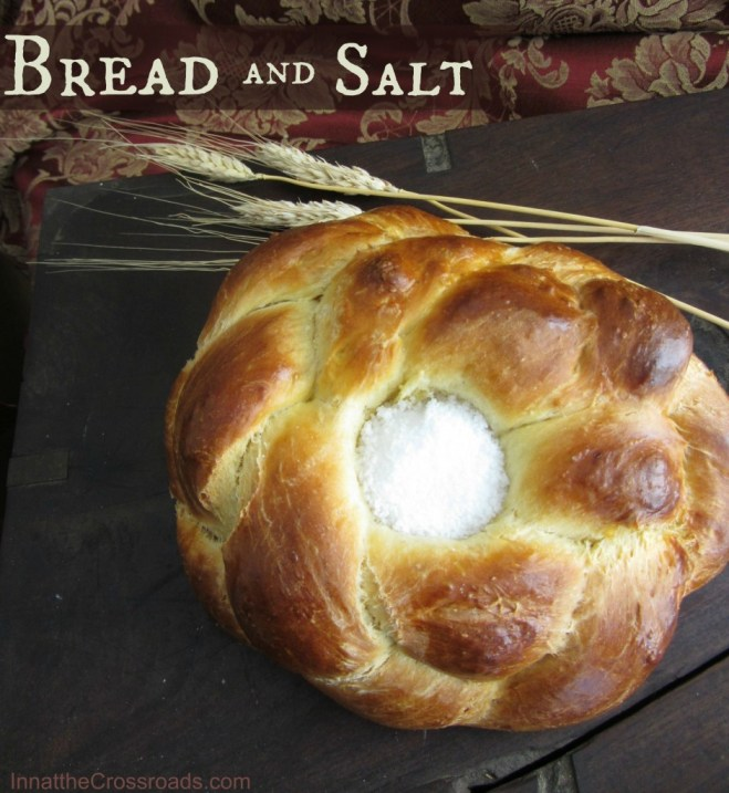 Bread & Salt - the perfect Game of Thrones party food!