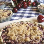 Featured Cherry Crumble