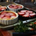Medieval Strawberry Tart | Inn at the Crossroads