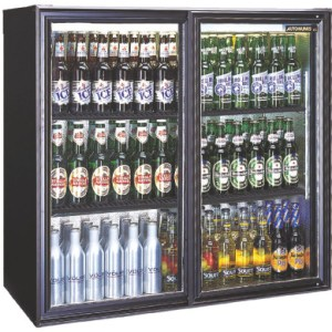 Autonumis ECO CHILL Double Door Bottle Cooler
