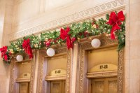Commercial Christmas Decorating Service