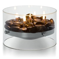 Philippi Fire Oil Lamp (23cm) Use Indoor and Outdoor