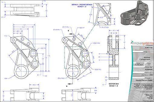 SOLIDWORKS 3D Standard Innova Systems UK SOLIDWORKS Reseller