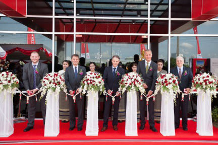 Tanatex Chemicals Opens New Production Facility In Thailand