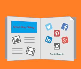 Brand Storytelling through Social Media