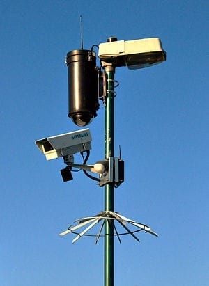 Mapping All The Security Cameras That Are Watching You