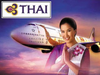 Bangkok, Koh Chang, Thailandia, Thai Airways