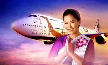 voli thailandia - low cost -hostess thai airways
