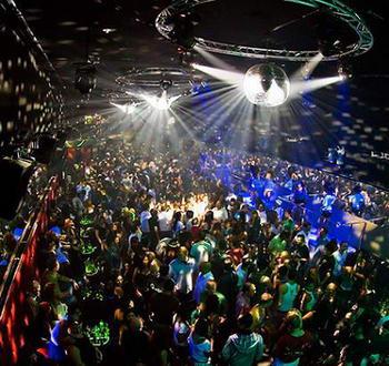 nightlife -discoteca bangkok
