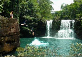 waterfalls in Koh Kood - exclusive holidays thailand
