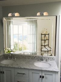 Make your bathroom instantly look bigger with 16 amazing ...