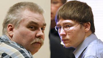 Looks and brains? Someone's going around with nothing, because Steven Avery and Brendan Dassey got it all.