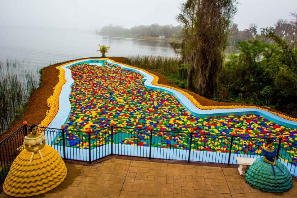 Inpark Magazine Legoland Florida Restores Portion Of Historic Cypress Gardens