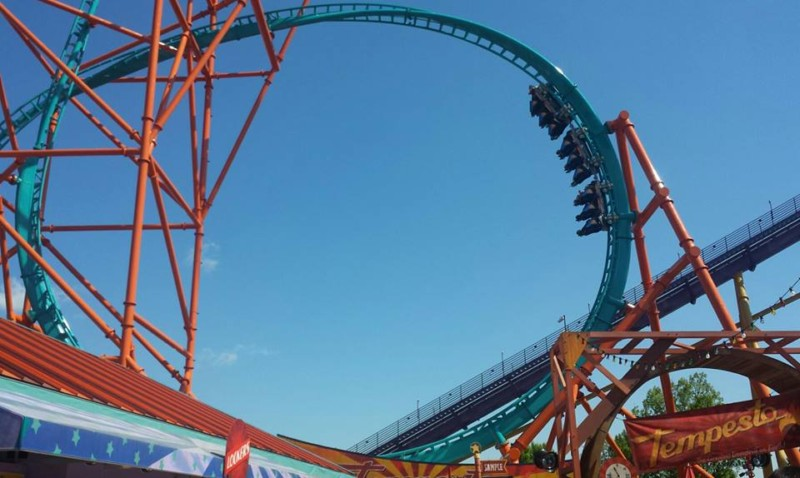 Inpark Magazine Busch Gardens Williamsburg And Kings Dominion Joining Forces For Joint Ticket