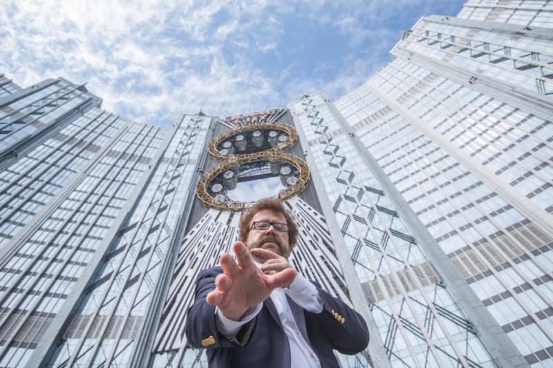 6 Gary Goddard at Studio City Macau