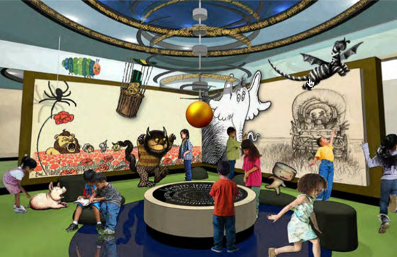 american-writers-museum-childrens-gallery