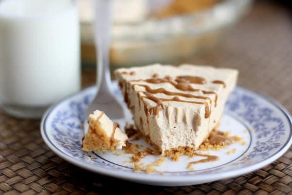 No-Bake Speculoos Pie