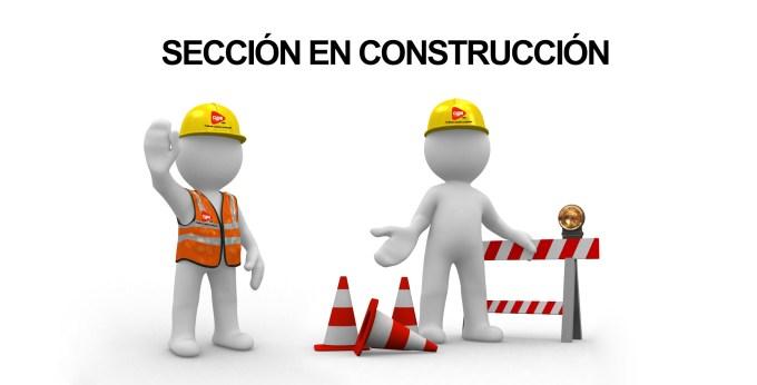 SeccionEnConstrucción