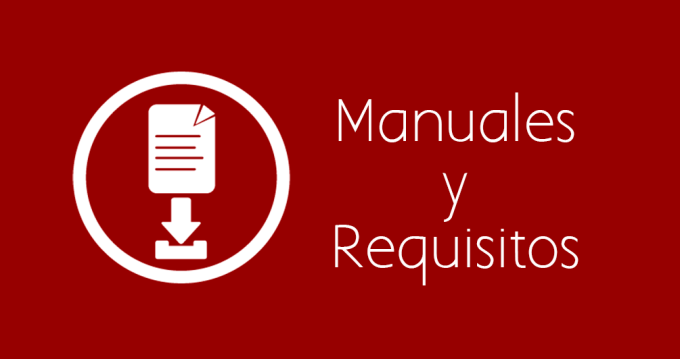 Manuales y Requisitos