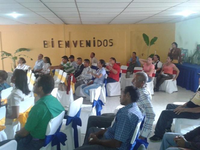 Foto 1 Congreso campesino en Monagas