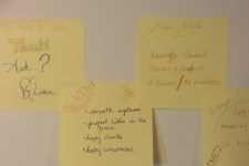 Check out the second Post-It note!