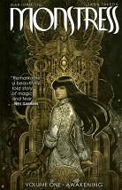 Monstress, Volume 1: Awakening - Marjorie M. Liu & Sana Takeda