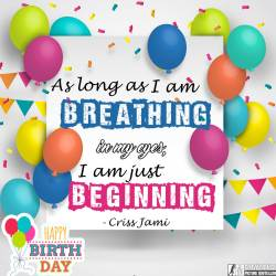 Small Crop Of Inspirational Birthday Quotes