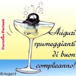 Re: BUON COMPLEANNO AI GEMELLINI HALL9000 & HARLEY !!!