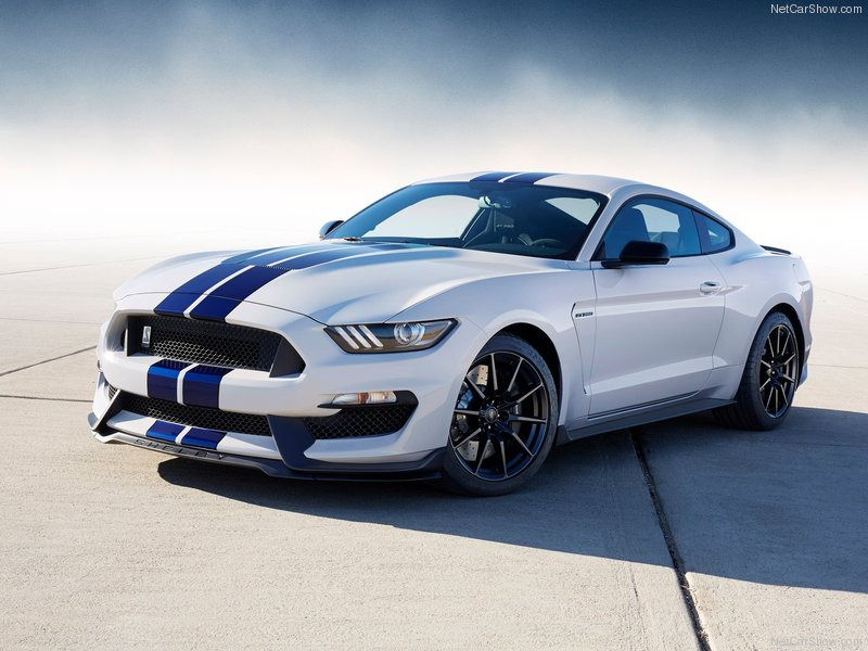 感到幾分殺氣? 全新 Ford Mustang 正式登場