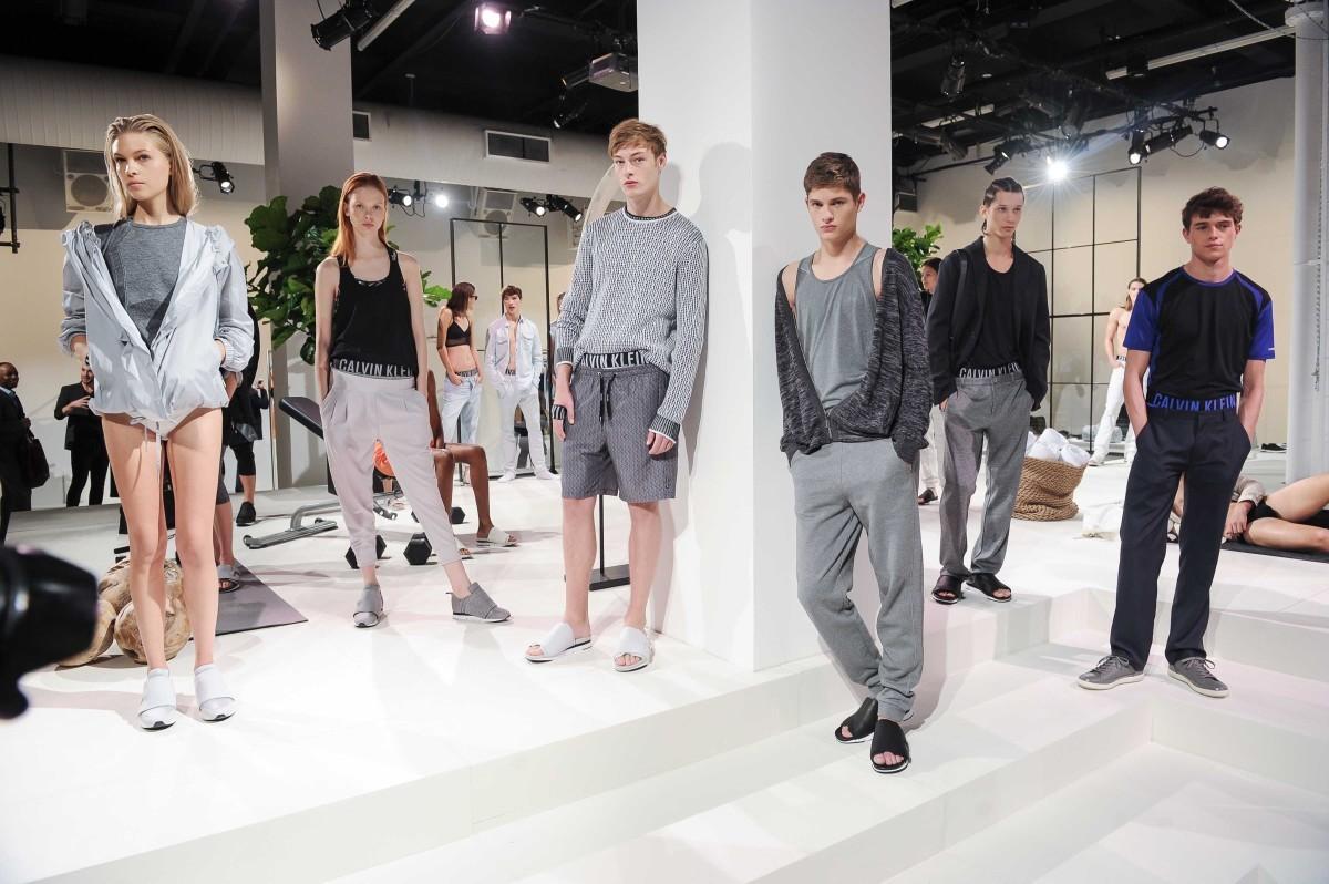 運動不失時尚,Calvin Klein White Label 2015 春季單品壹覽