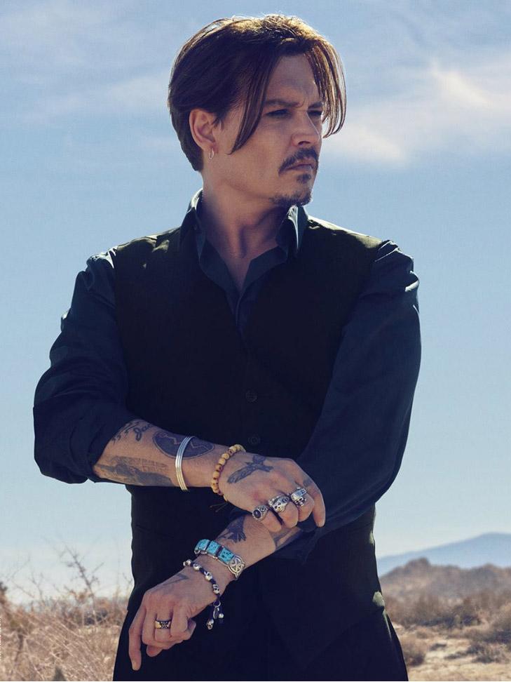 OMG:除了Johnny Depp,這些「男神」也代言過Dior!
