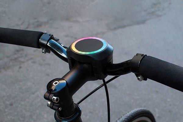 單車良伴:SmartHalo 智能現身