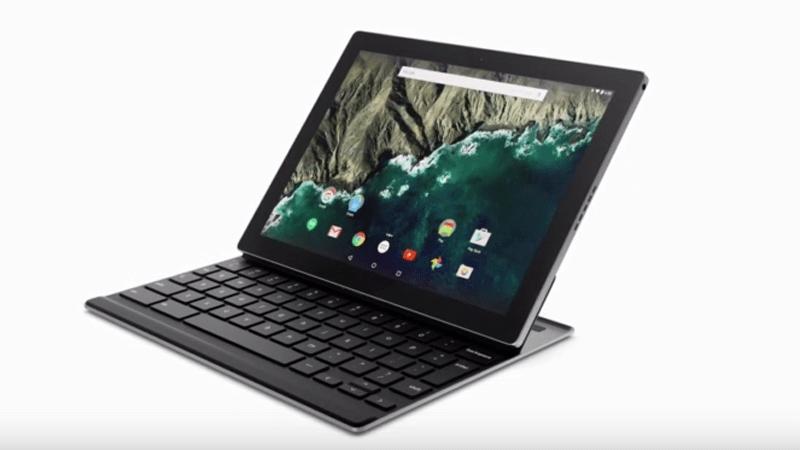 科技新樂趣:Google 正式公佈 Pixel C