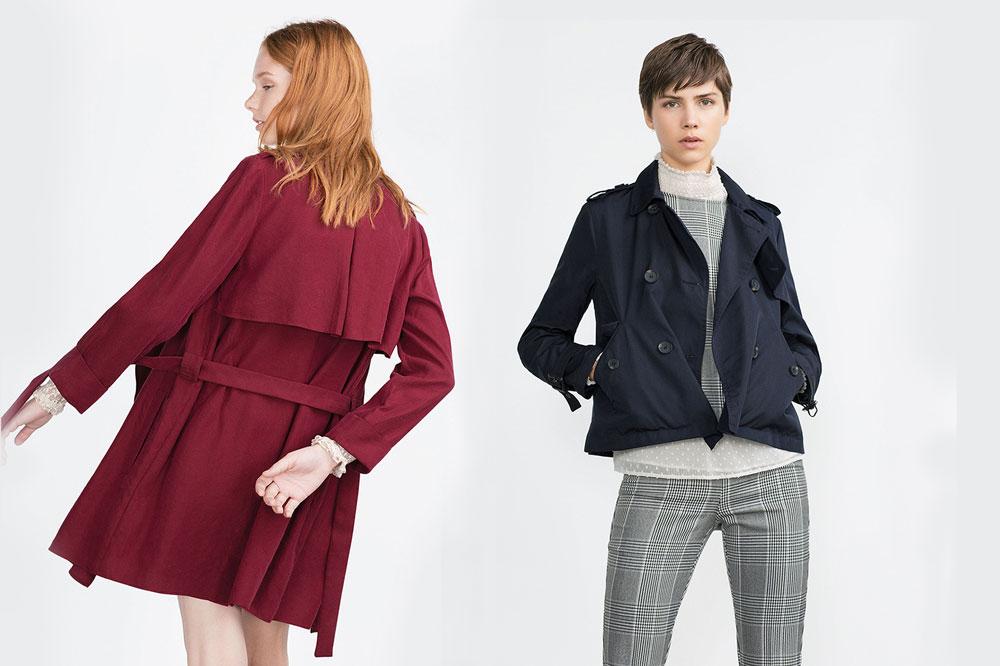 買買買:這件超好搭的風衣,才是你入秋後的第一選擇!