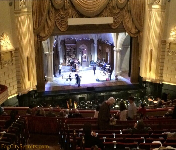 A Night at the SF Opera; beauty, magic and music