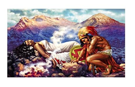 Myths  Legends Inside Mexico