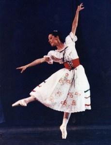 Ballet Combination