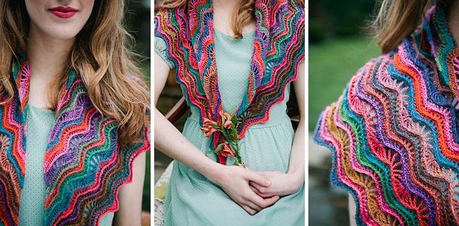 Errata For Ripple Shawl Inside Crochet Issue 53 Inside