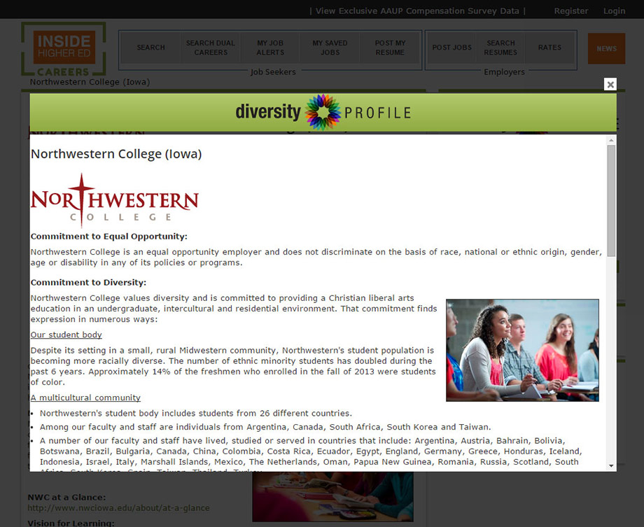 A New Approach to Diversity Hiring