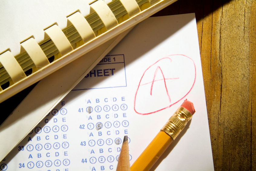 Students focus too much on grades to the detriment of learning (essay)
