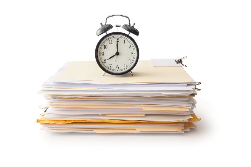 How to manage your time better as an academic (essay)