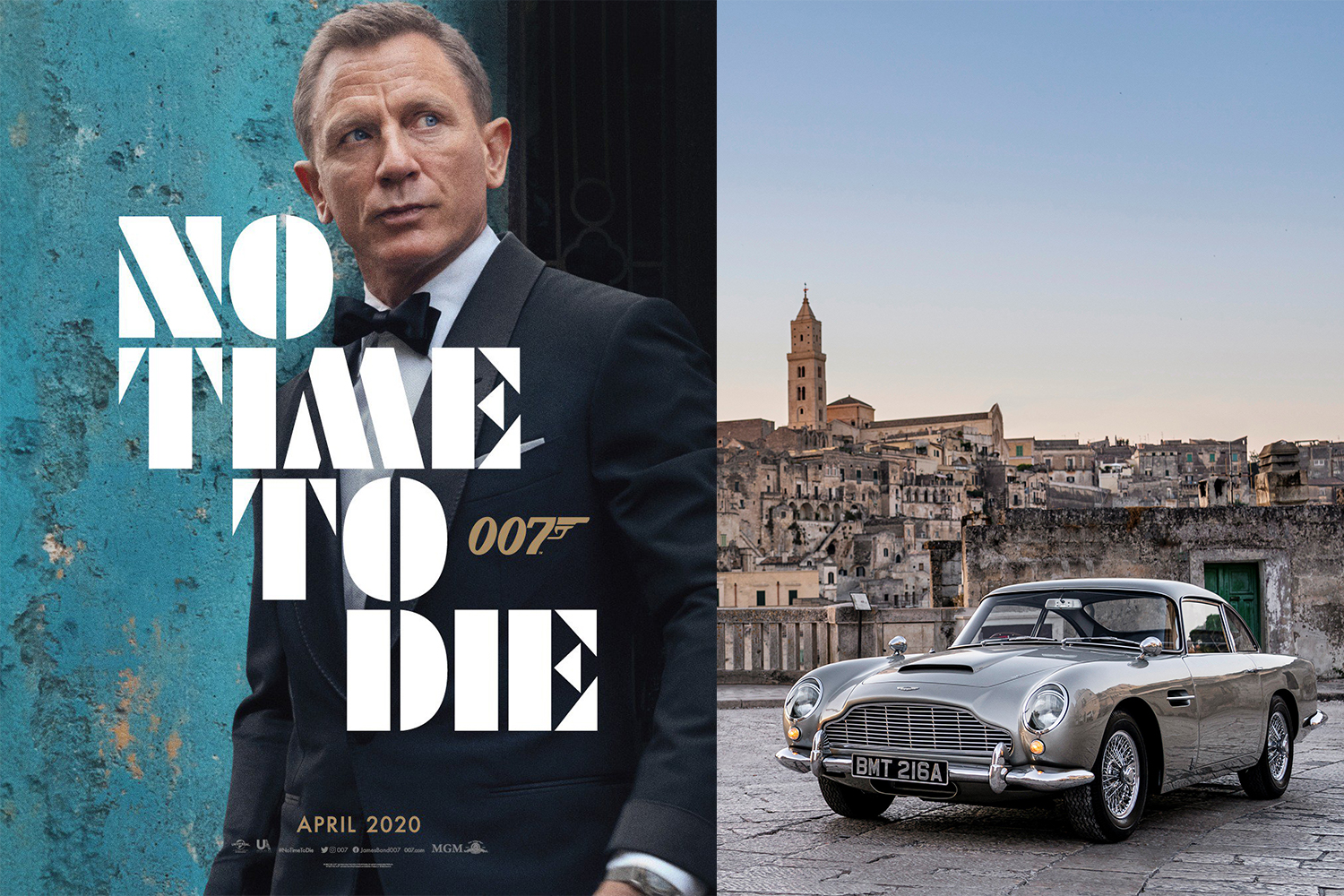 Every Aston Martin Coming To James Bond S No Time To Die