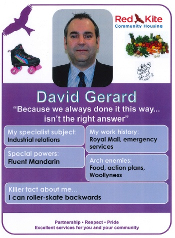 Top trumps David Gerard