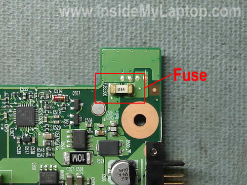Laptop does not start Is it bad power jack or motherboard? \u2013 Inside