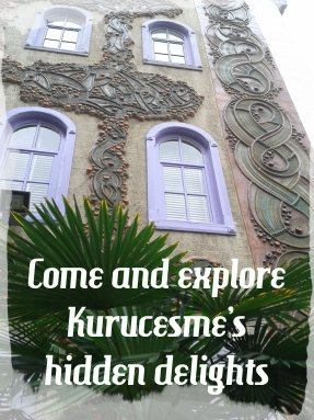 Come and check out the streets of Kurucesme