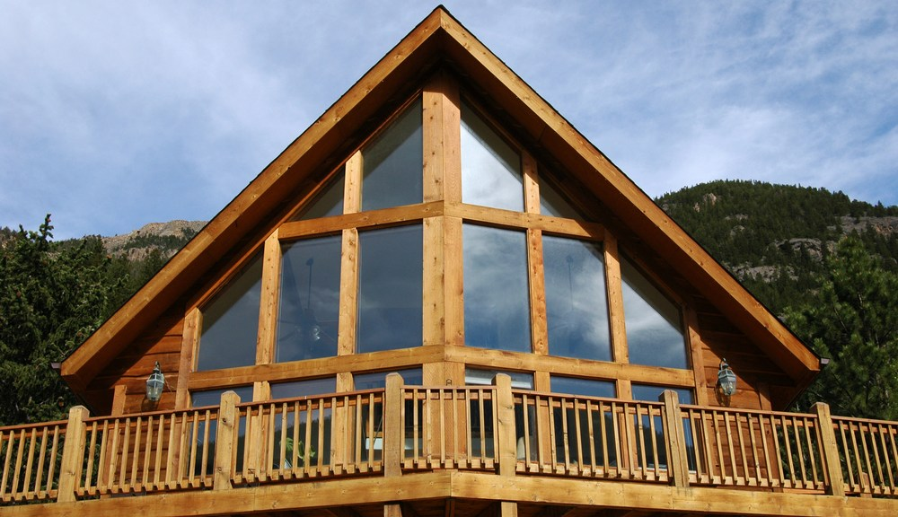 resort cabin in Pigeon Forge
